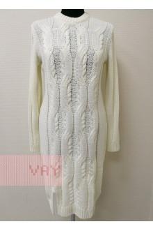 Платье женское 182-2346 Фемина (Молоко)
