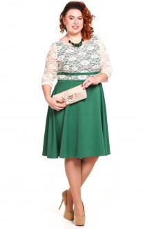 Платье 472 Luxury Plus (Мечта изумруд)