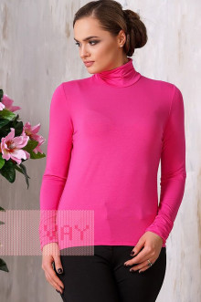 Блуза ВК-19 Фемина (Малиновый)