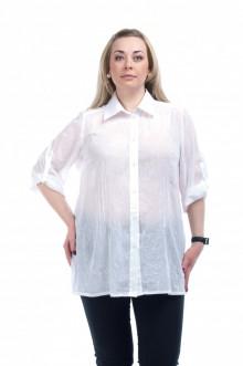 """Блуза """"Олси"""" 1510013.1 ОЛСИ (Белый)"""
