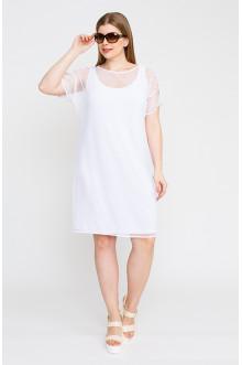 "Платье ""Лина"" 5273 (Белый)"