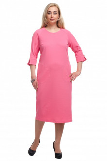 """Платье """"Олси""""1605023/2 ОЛСИ (Розовый)"""